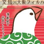 ふろしき文鳥×大阪フィルハーモニー交響楽団コラボグッズ発売!